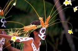 Wapan Boy Dancer, New Caledonia
