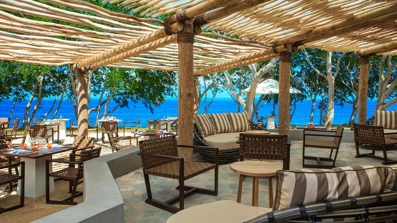 Sand Beach Grill - Sheraton Deva