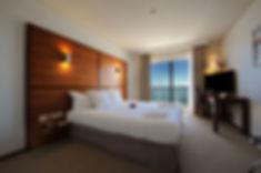 Hilton, one bedroom apartment, Noumea