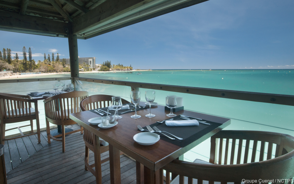 FRENCH DINING NOUMEA