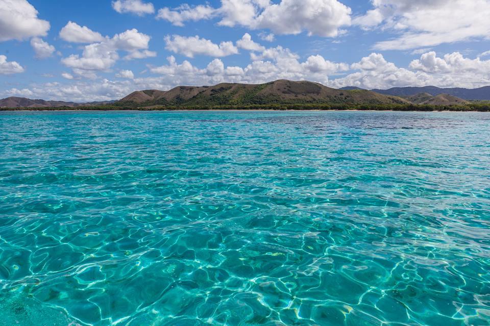 Incredible lagoon around Bourail, New Caledonia
