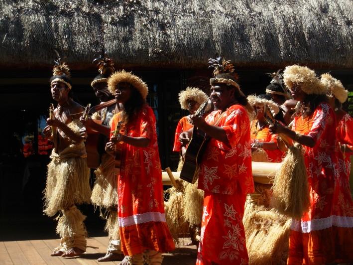 Melanesian Show