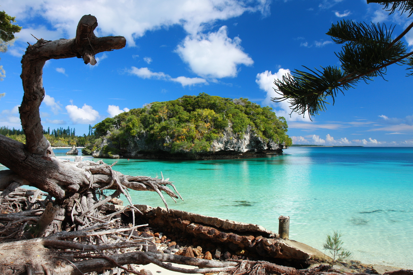New Caledonia Voyages Holidays