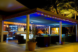 Bar terrace - Malabou Beach Resort