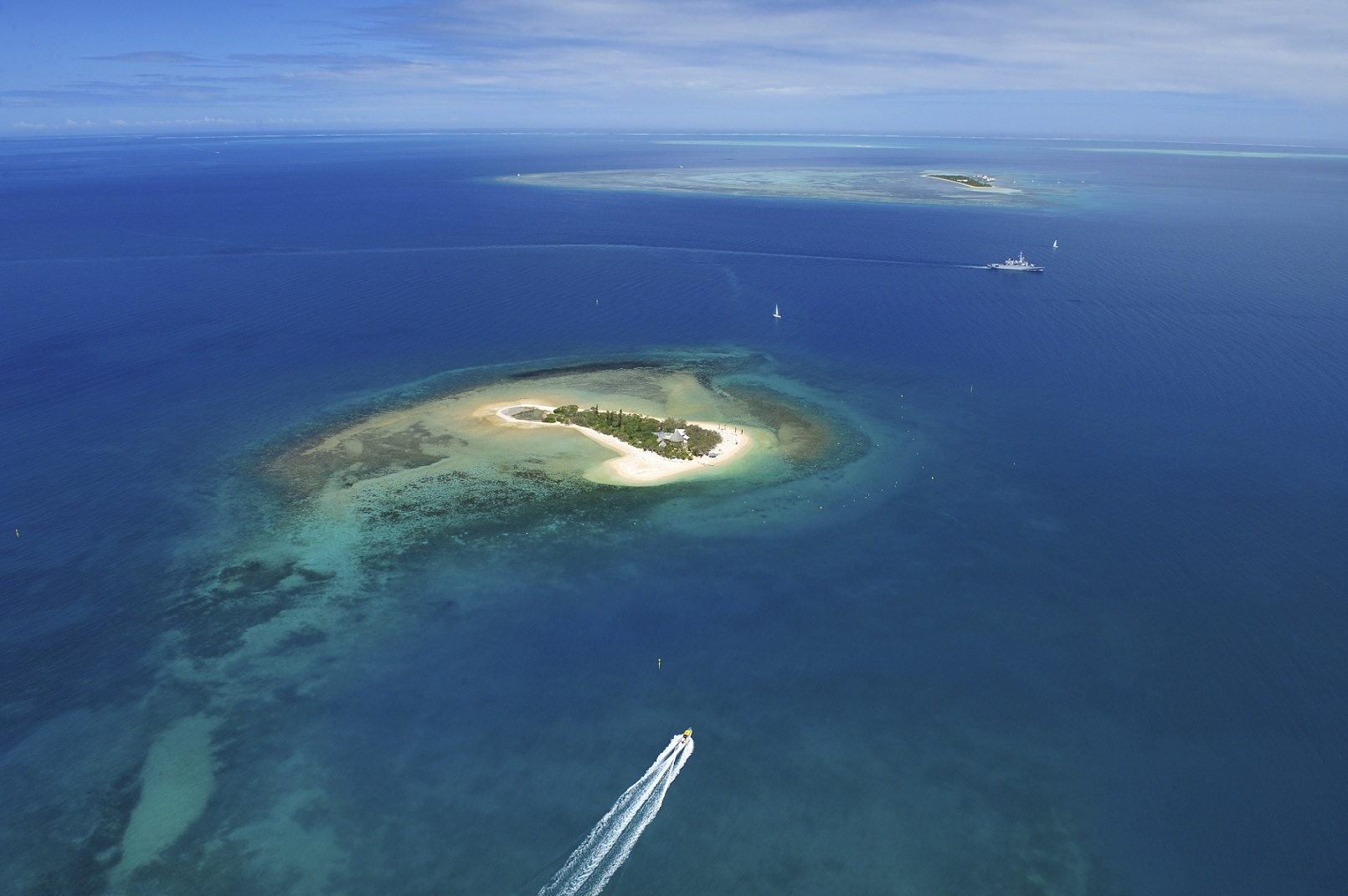 Duck Island - New Caledonia
