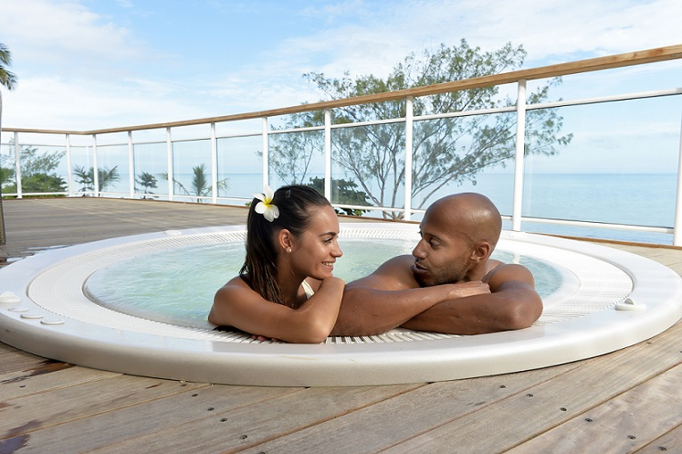 Deep Nature Spa Meridien Noumea