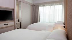 2 Bedroom Suite - Bedroom - Sheraton