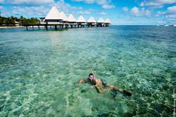 Escapade Island Resort Snorkeling