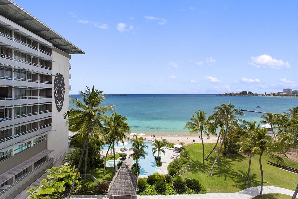 Chateau Royal Beach Resort Noumea