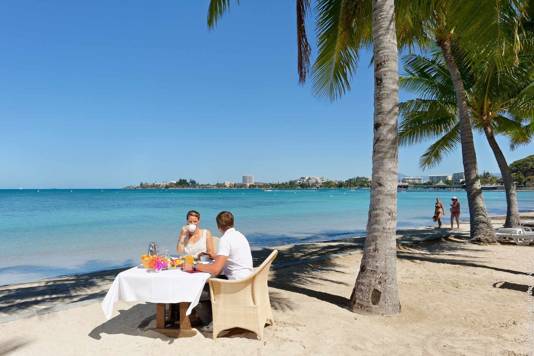 Breakfast in Nouméa ©Ducandas