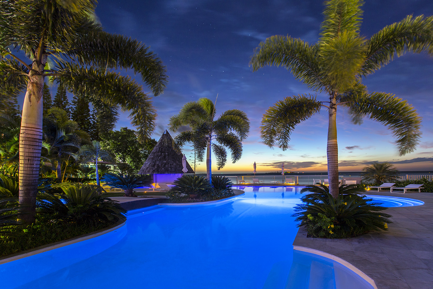 Pool - Chateau Royal Noumea