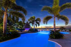 Pool - Chateau Royal Noumea
