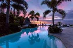 Pool Chateau Royal Beach Resort