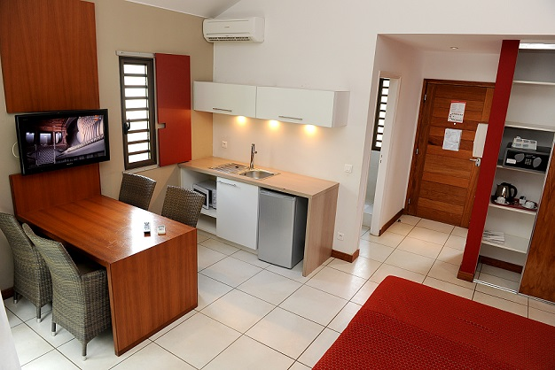 Interior 2 Bungalow  - La Nea Hotel