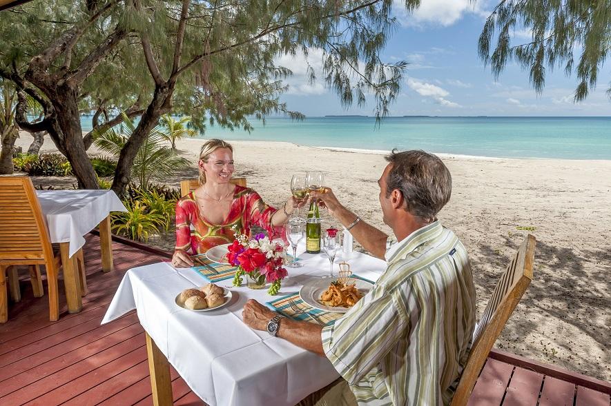 Restaurant Paradis d'Ouvea