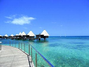 DoubleTree by Hilton Noumea Ilot Maitre Resort (Escapade Island Resort)