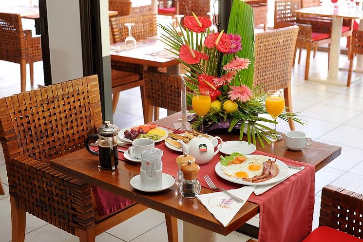 Breakfast  - La Nea Hotel