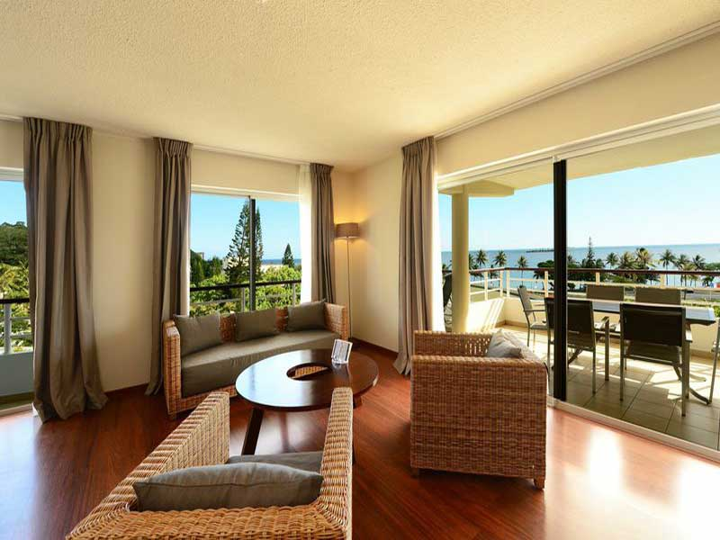 Hilton Noumea - Lounge