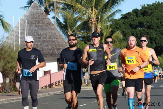 Marathon New Caledonia