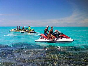 Jet Ski Safari - Amedee Island