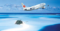 Air Caledonie, Domestic Flight, New Caledonia Holiday, Travel, Air Calin, Transport,Transfer,