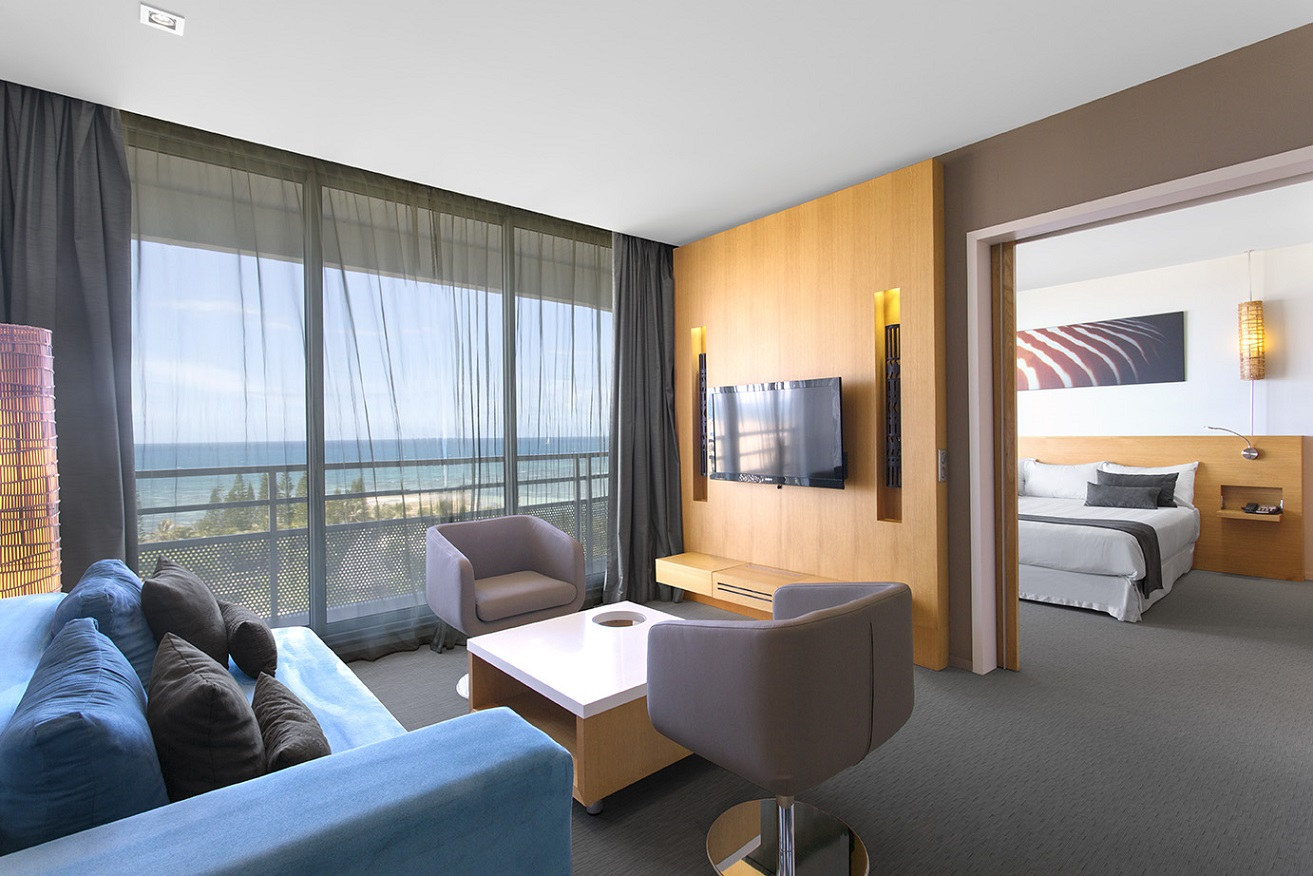 Superior Suite, Chateau Royal Noumea