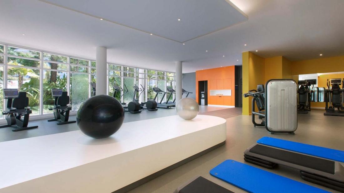 Fitness Centre - Le Meridien Noumea