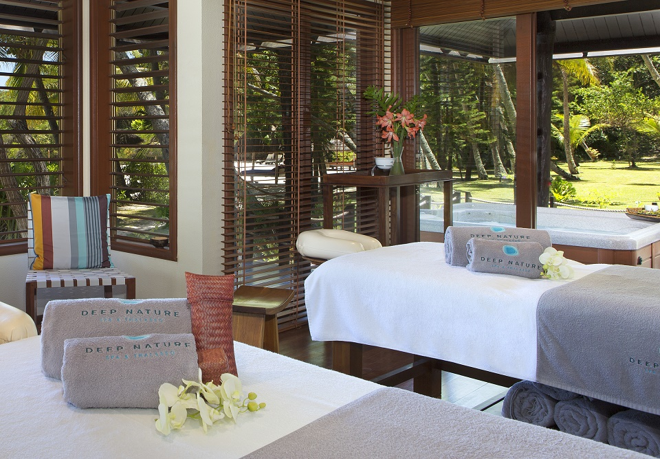 DEEP NATURE SPA - TREATMENT ROOM