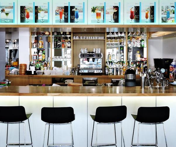 Bar - Baurivage Hotel