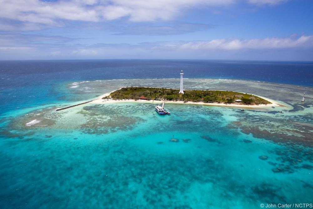 Amedee Island - Lighthouse