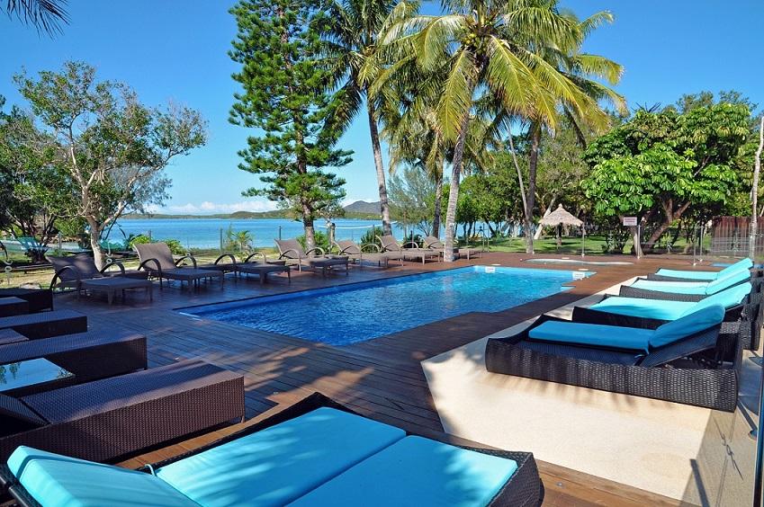 Pool - Malabou Beach Hotel