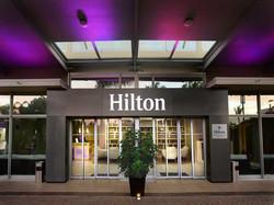 Hilton  Noumea Lobby Entrance