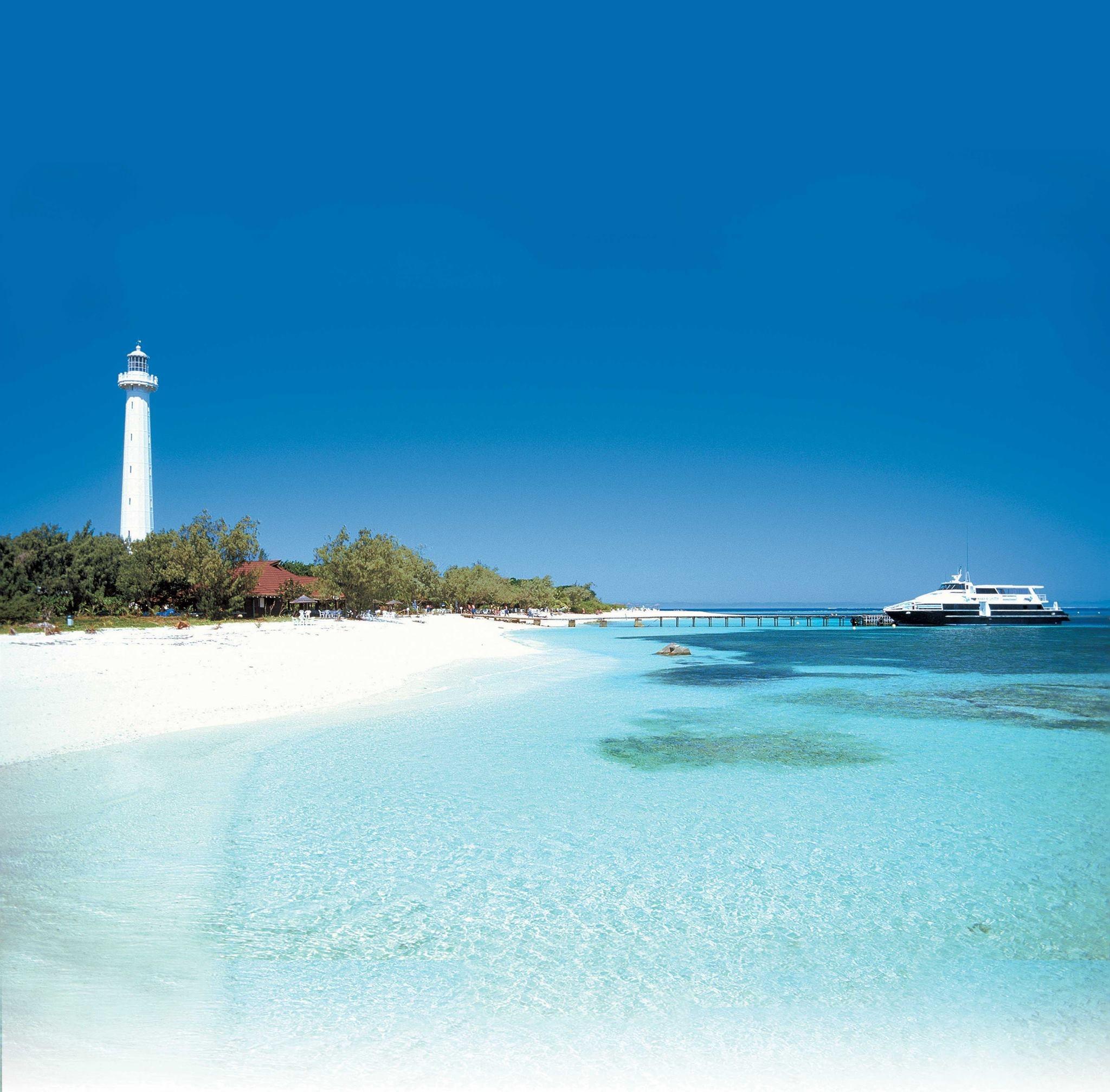 Amédée Island, Nouvelle Calédonie