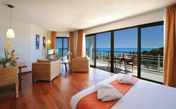 Studio Bedroom - Hilton Noumea