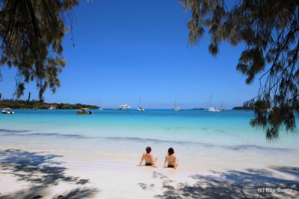 Kou Bugny beach