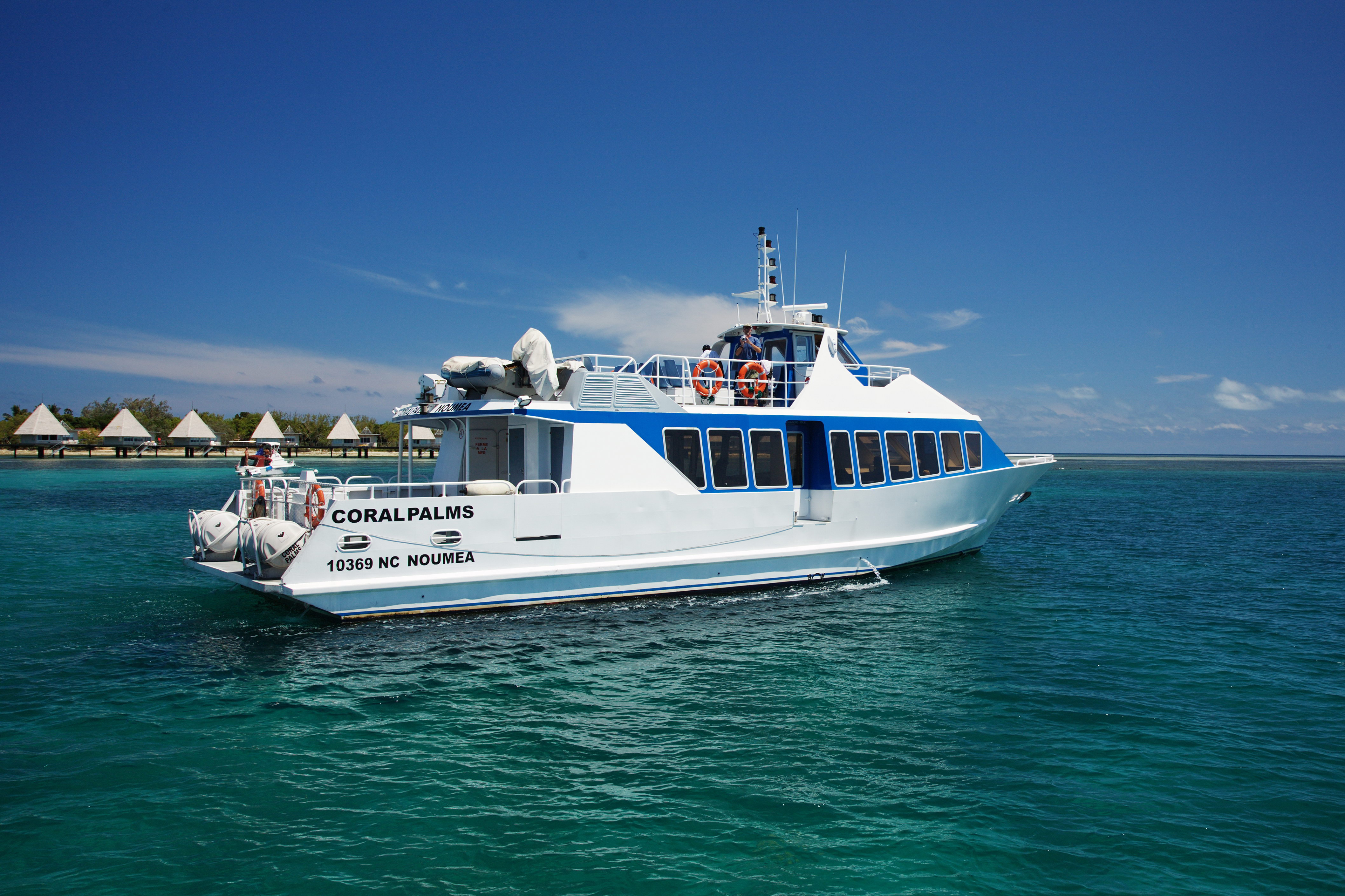 Escapade Island Resort