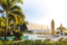 Chateau Royal Beach Resort, Pool, Noumea
