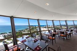 Restaurant view - Ramada Plaza
