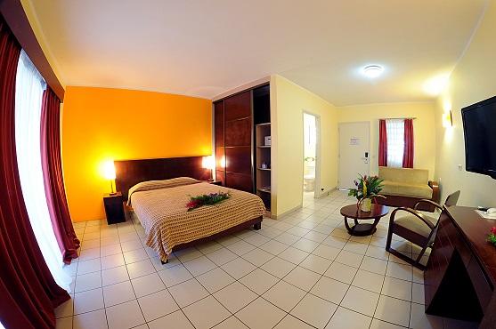 Junior Suite - Koniambo Hotel