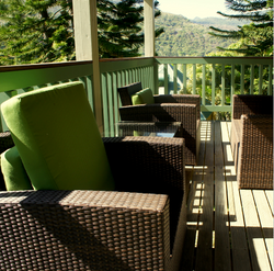 Ka Waboana terrace