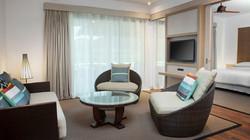 2 Bedroom Suite Lounge