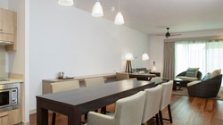 2Bedroom Suite - Dining - Sheraton