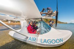 Ultralight Flight Lagoon