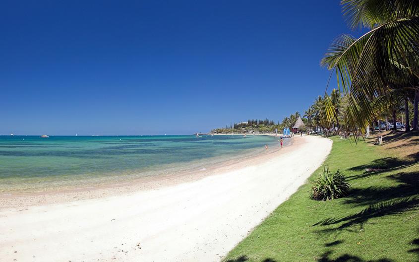 Anse Vata Bay