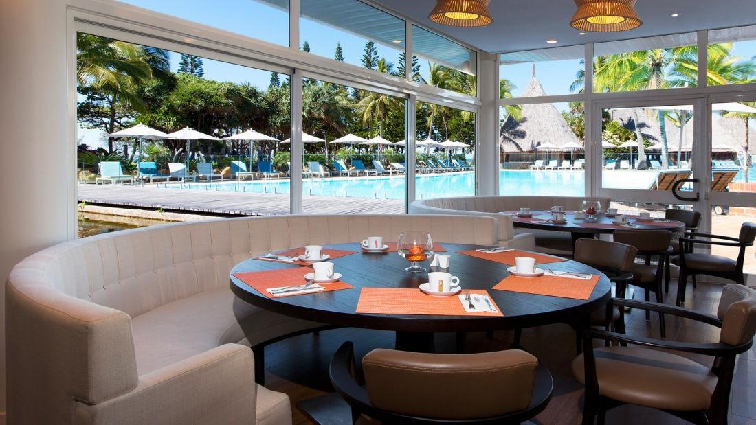 Meridien Noumea- Sextant Restaurant