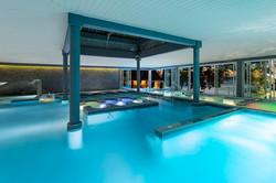 Aquatonic pool - Chateau Royal Beach