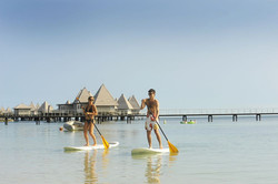 Water Activities - Paddle Boarding