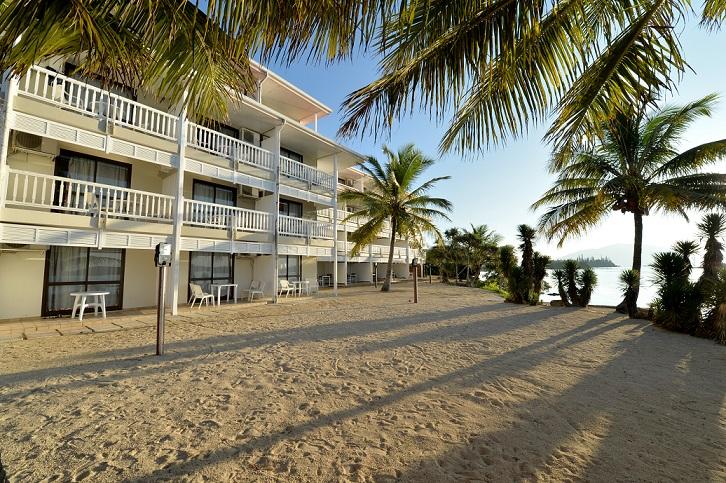 Beach Stanley Hotel Noumea