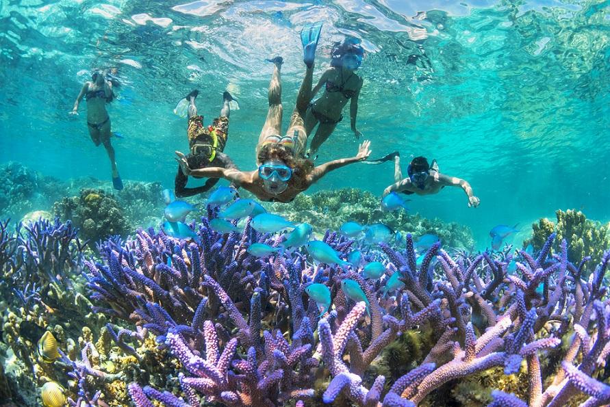 Lagoon New Caledonia