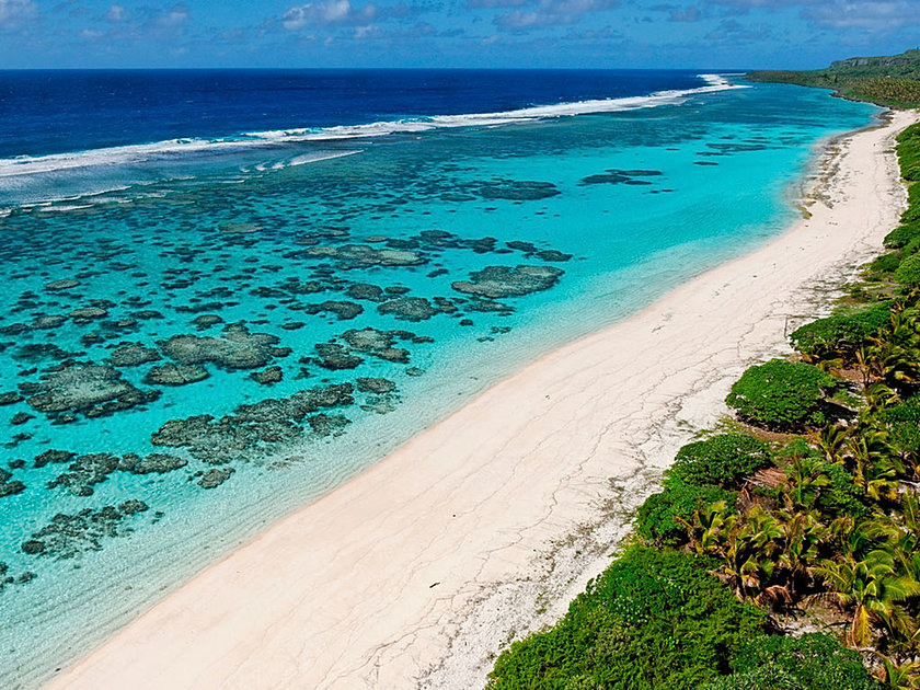 New Caledonia Islands Cruises
